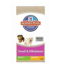 Hill´s Science Plan Canine Dry Puppy Small Miniature