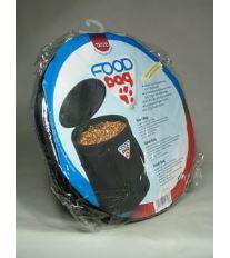 Zásobník na krmivo nylon Foodbag 25kg Černý TR