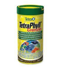 Tetra Phyll granulované krmivo pre bylinožravé ryby 250 ml