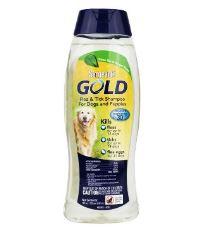 SergeanťsGold Antiparazitrní šampón pre psy 532 ml