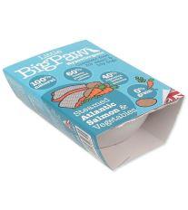 Vanička LITTE BIGPAW Dog losos & zelenina 150 g