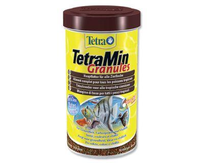 Tetra Min Granules jemne granulované krmivo pre ryby 250 ml