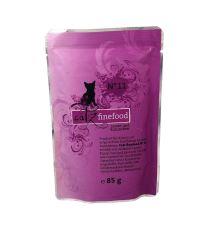 Catz Finefood No.11 Kapsička - jahňacie & králik pre mačky 85 g
