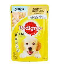 Pedigree kapsa Junior kuřecí 100g