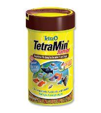 Tetra Min junior vločkové krmivo pre poter 100 ml