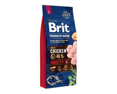 Brit Premium by Nature Dog Adult L 15 kg
