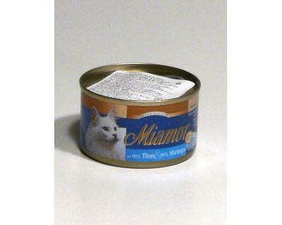 Miamor Filet konzerva - tuniak & krevety 100 g