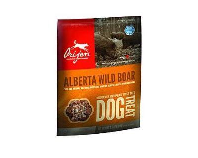 Orijen Dog FD Wild Boar - pochúťka sušené mäso z diviaka