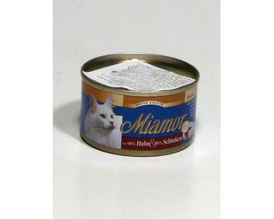 Miamor Filet konzerva - kura & šunka 100 g