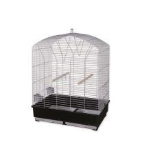 Klietka BIRD JEWEL Vanesa tmavo šedá 67 x 46 x 72 cm