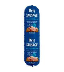 Salám BRIT Premium Dog Sausage Chicken & Lamb