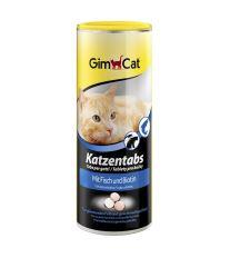 Gimpet Tablety s rybou dvojfarebné - pochúťka pre mačky, 710 tabliet