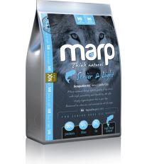 Marp Natural - Senior and Light 12kg + DÁREK Hovězí plíce 100g