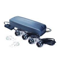 Arcadia Vodotěsné elektronické provozní jednotky Ultra Seal Pro 2 x T8 18-40w