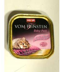 Animonda Vom Feinsten Kitten Baby Paté - paté pre mačiatka 100 g