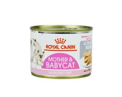 Royal Canin Feline Babycat konzerva - pre dojčiace mačky a mačiatka do 4 mesiacov 195 g