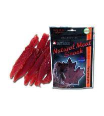 Ontario Snack Duck Jerky - sušené kačacie mäso pre psov 70 g