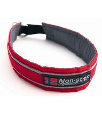 Non-Stop Dogwear Obojok polosťahovací červený, 45 cm
