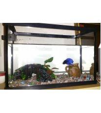 Ante akvárium s rámečkem 30x15x20 cm