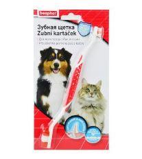 Beaphar zubná kefka pre psov