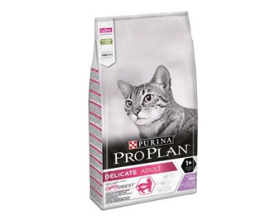 ProPlan Cat Delicate Turkey & Rice 10 kg
