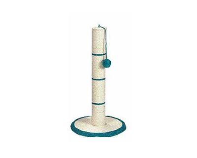 Trixie Sisalové škrabadlo stĺpik s loptičkou, 50 cm