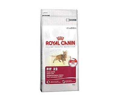 Royal Canin Feline Fit - pre dospelé mačky s normálnou aktivitou 400 g