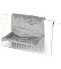Odpočívadlo CAT-GATO na radiátor sivé