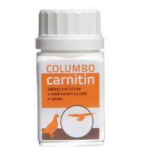 COLUMBOcarnitin tablety pro holuby 250tbl