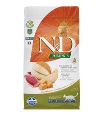 N&D Pumpkin CAT Duck & Cantaloupe melon 50g -VZOREK