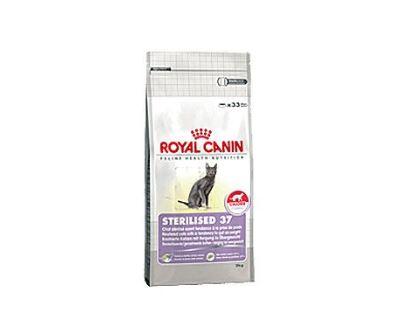 Royal Canin Feline Sterilised - pre dospelé kastrované mačky 4 kg