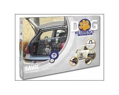 Savic Dog Residence mobil klietka,  76 x 53 x 61 cm
