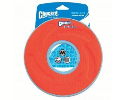 Chuckit! Zipflight obojživelný lietajúci tanier oranžový