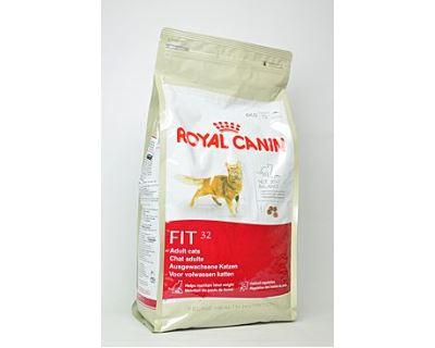 Royal Canin Feline Fit - pre dospelé mačky s normálnou aktivitou 4 kg