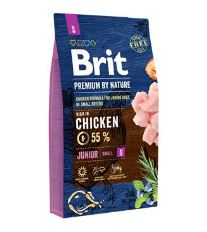 Brit Premium by Nature Dog Junior S 8 kg