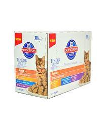 Hill 's Feline kapsička Adult Multipack - mix príchutí pre mačky 12x85 g