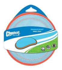 Chuckit! Paraflight postupne klesajúci lietajúci tanier modrý