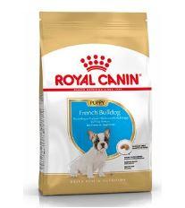 Royal Canin Breed Fr. Buldoček Junior - pre šteňatá fr. buldočka