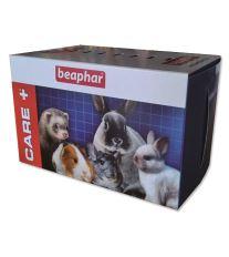 Krabice prenosná BEAPHAR Care + M pre hlodavce a vtáky