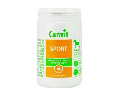 Canvit Šport - vitamínový doplnok pre aktívnych psov 230 g