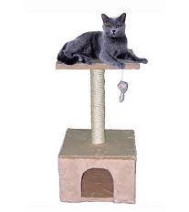 Tommi Salome Škrabadlo pre mačky pieskové, 30x30x57 cm