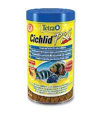 Tetra Cichlid Pre vločkové krmivo pre cichlidy 500 ml
