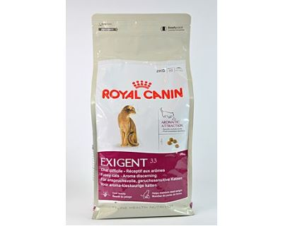 Royal Canin Feline Exigent Aromatic - ryby pre veľmi prieberčivé dospěké mačky 2 kg