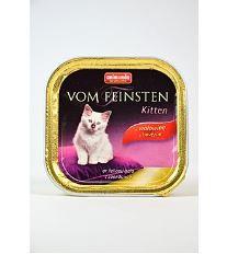 Animonda Vom Feinsten Kitten Paštéta - hovädzie pre mačiatka 100 g