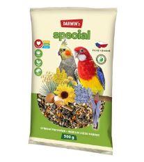 Darwin's střední papoušek special 500g