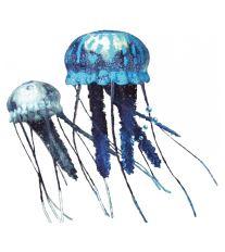Dekorácia do akvária - Medúza Nobby 2 ks
