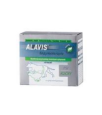 Alavis Enzymoterapia-Curenzym pre psov a mačky - podpora hojenia tkanív a pre posilnenie imunity