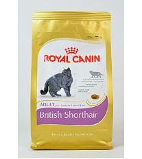 Royal Canin Breed Feline British Shorthair - pre dospelé britské krátkosrsté mačky