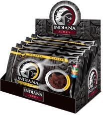 INDIANA Jerky kuřecí, Original, 500g - display