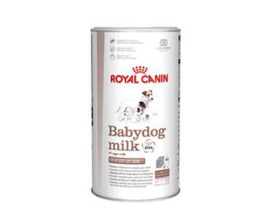 Royal Canin Babydog Milk - náhrada materského mlieka pre šteňatá 400 g